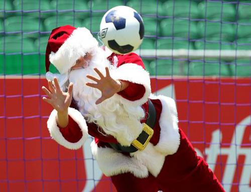 Πρόγραμμα προπονήσεων Ποδοσφαίρου για τις ημέρες των γιορτών